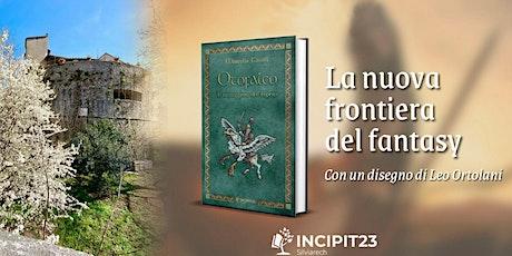 Presentazione libro fantasy Otofalco - Il messaggero dell'Impero biglietti