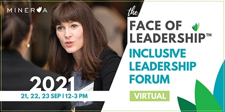 The Face of Leadership™ Inclusive Leadership Forum tickets