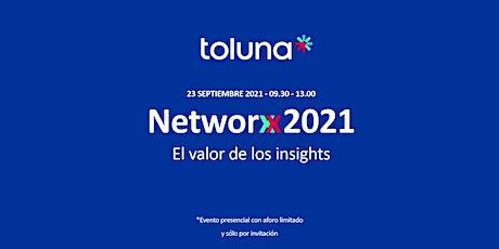 Toluna Networx 2021: El valor de los insights entradas