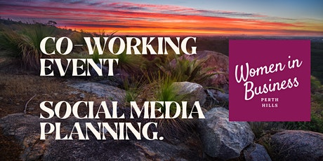 Co-working event | Plan your social media. tickets