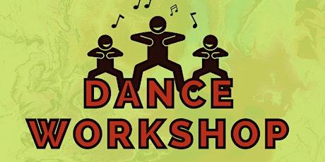 Dance Workshop tickets