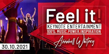 FEEL IT!  100% MUSIC.POWER.INSPIRATION Tickets