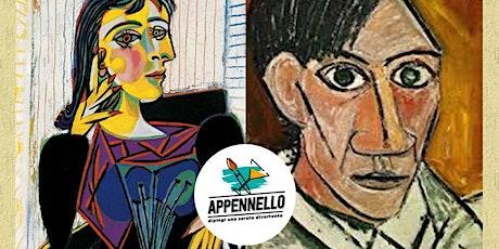 Fano (PU): Autoritratto come Picasso, un aperitivo Appennello biglietti