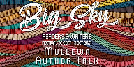Mullewa Author Talk tickets