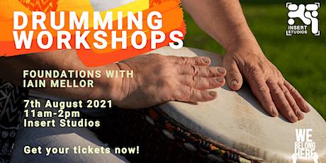 Drumming Workshop : Foundations tickets