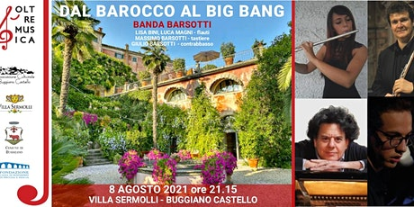 """""""Dal Barocco al Big Bang"""" biglietti"""