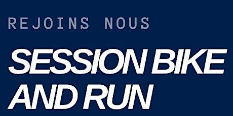 Run & Bike ARC - Entrainement pour l'Ancilevienne billets