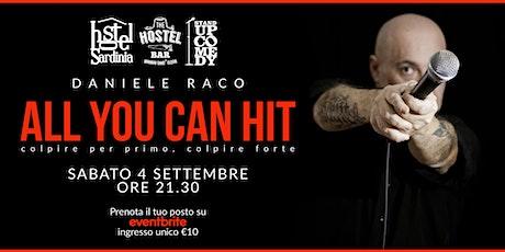 Daniele Raco @ Hostel Sardinia 2021 biglietti