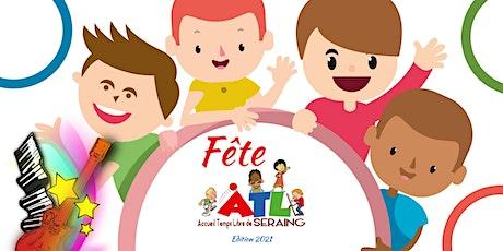 Fête ATL 2021 - Centre Culturel Seraing tickets