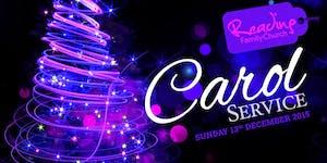 Reading Family Church Carol Service 2015
