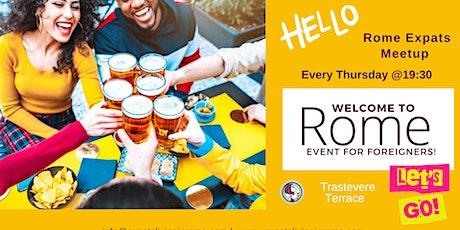 Thursdays Meet & Greet for Newcomers | Trastevere biglietti