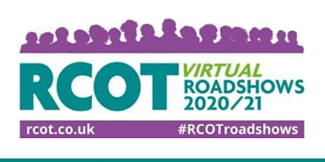 RCOT West Midlands: Region Roadshow and  Networking Roundtable  Discussion tickets