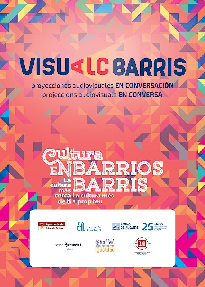 Imagen de Alacant ANIMACIÓN (VISUALCBARRIS) Proyección&Debate