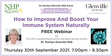 How To Improve And Boost Your Immune System Naturally tickets