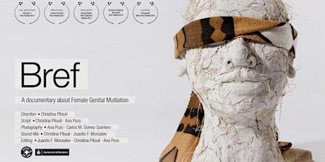 Mutilación genital femenina BREF (VISUALCBARRIS) Proyección&Debate entradas