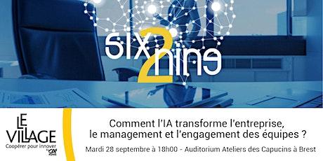 Six2Nine : IA et Management billets