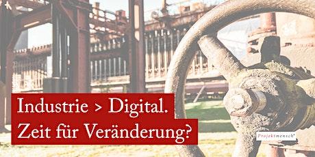 Ask anything: Digitale Transformation & wie Veränderung gelingt. Tickets