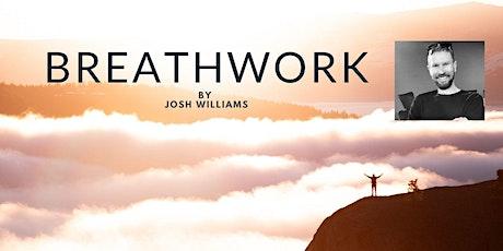 Breathwork with Josh tickets