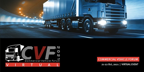 Commercial Vehicle Forum 2021 tickets