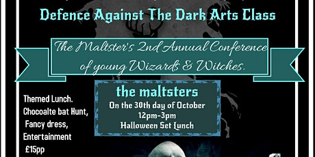 The 2 annual conference of young witches & wizards tickets