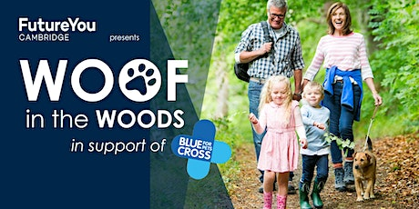 Woof in the Woods -  Forestry England and High Lodge Thetford Forest tickets