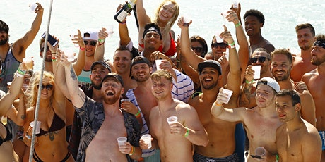 MIAMI PARTY BOAT   ALL-INCLUSIVE PARTY PACKAGE tickets