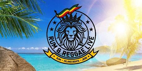 Rum & Reggae Brunch! tickets
