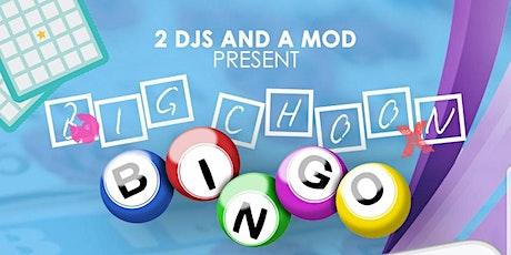 Big Choon Bingo tickets