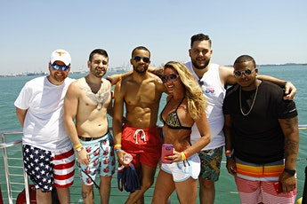 Biggest Boat Party in Miami tickets