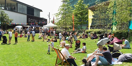 Royal Wharf Summer Fete tickets