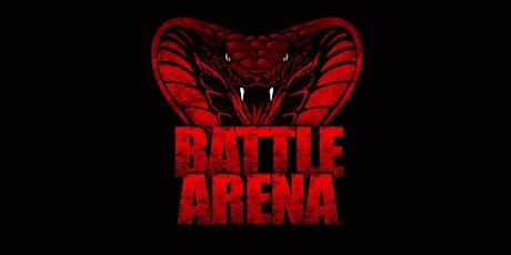 Battle Arena Waregem Expo billets