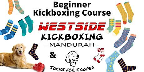 Beginner Kickboxing Course at Westside Kickboxing Mandurah tickets