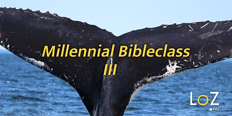 Millennial Bibleclass Jona 3 tickets