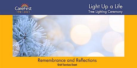 Light Up a Life - Car Side Tree Lighting tickets