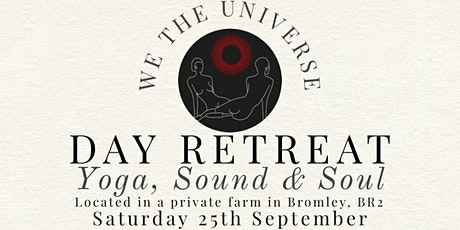 Yoga, Sound and Soul Day Retreat tickets