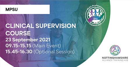 NATH Clinical Supervision Course tickets