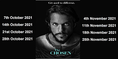The Chosen  (Come and discover the stranger in the manger) tickets