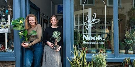 Freshers 2021 | Nook Houseplants Pop Up Shop tickets