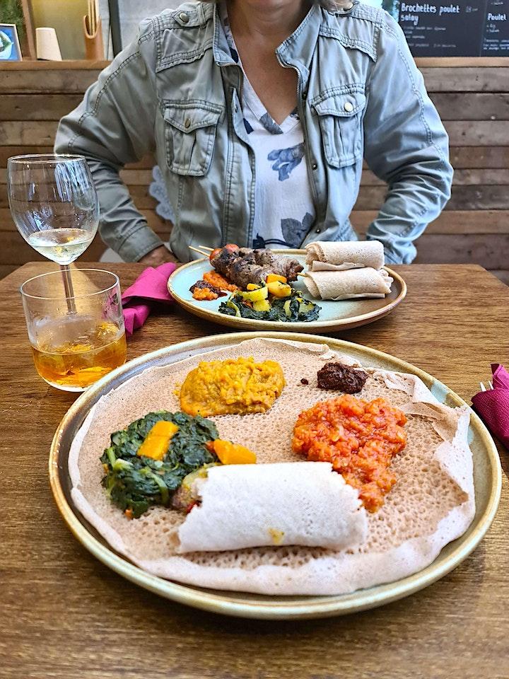 Nik's Fudo • Halles de l'Île • Street food image