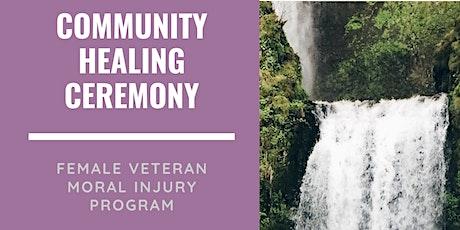 Community Healing Ceremony tickets