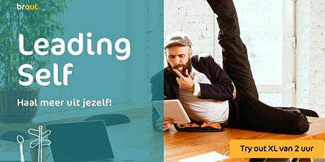 Try out Leading self - XL editie tickets