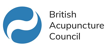 British Conference of Acupuncture and Oriental Medicine 2021 tickets