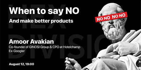 GrokTalk with Amoor Avakian   When to say NO tickets