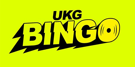 UKG BINGO tickets