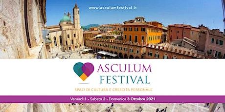Asculum Festival biglietti