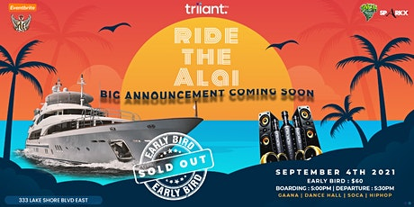 RIDE THE ALAI tickets