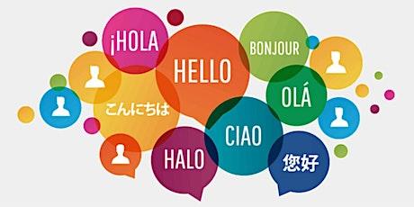 Global Language Café billets