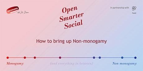 Open Smarter Social tickets