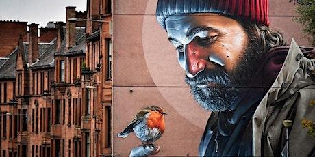 Glasgow Mural Trail (FREE walking tour) tickets