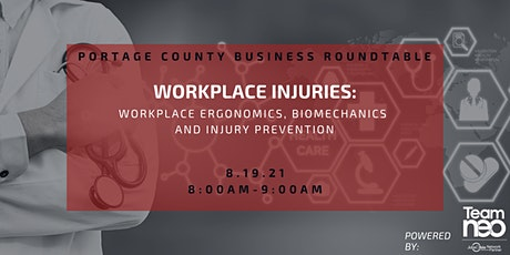 Business Roundtable- Workplace Injuries (VIRTUAL REGISTRATION) tickets